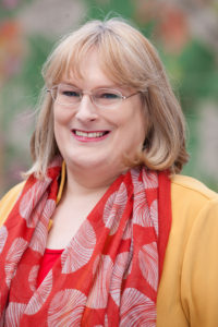 Annie Wallace as Sally St. Claire